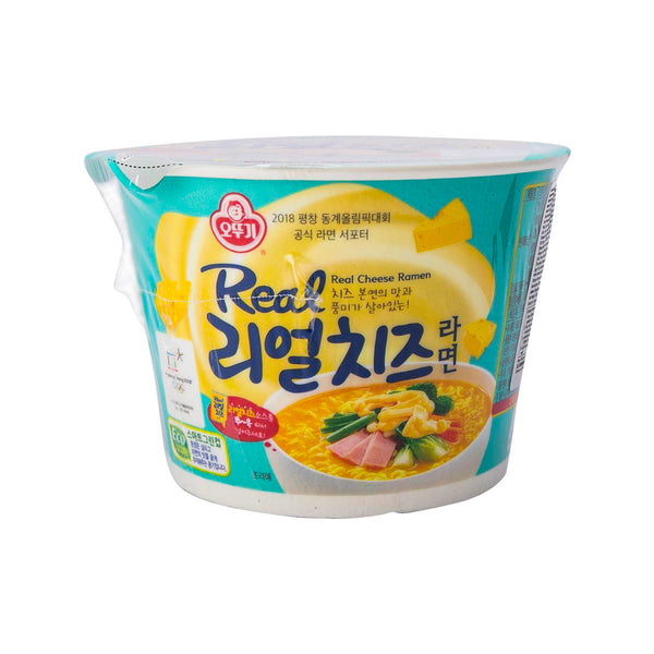 OTTOGI Real Cheese Ramen - Bowl  (120g)