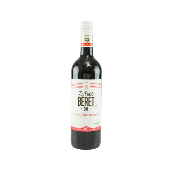LE PETIT BERET Red Intense Non-Alcoholic Drink  (750mL)