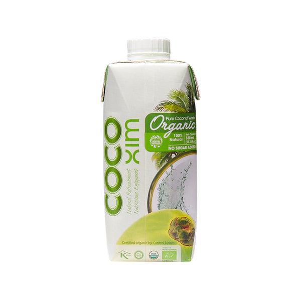 COCO XIM Organic Pure Coconut Water  (330mL)