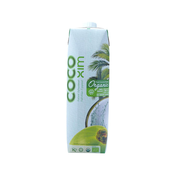 COCO XIM Organic Pure Coconut Water  (1000mL)
