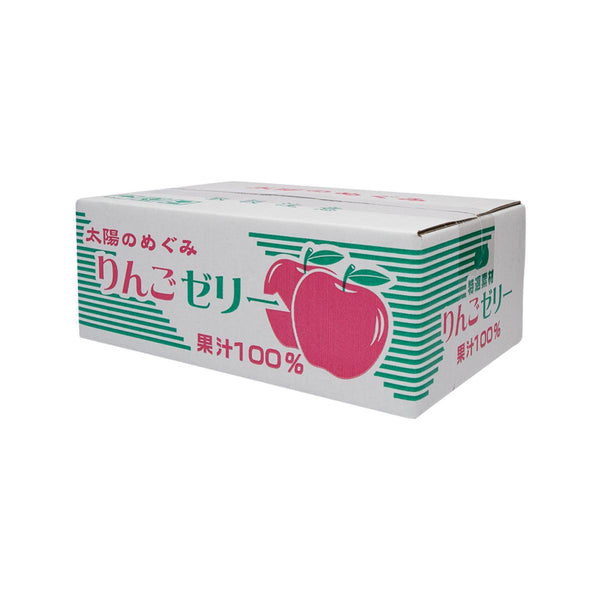 AS FOODS 100% Juice Jelly - Apple  (23pcs)