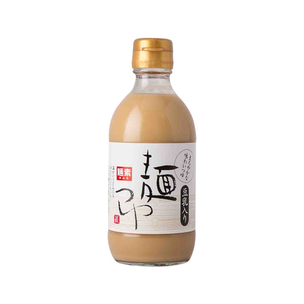 MENSO Soymilk Noodle Sauce [2X Concentrated]  (300mL)