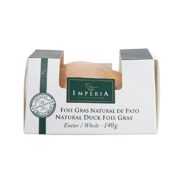 Imperia Whole Duck Liver (140g)