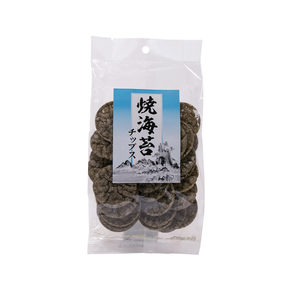 WEPOP Non-Fried Roasted Seaweed Chips  (35g)