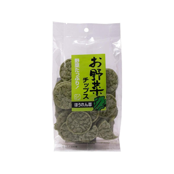 Non-Fried Vegetable Chips - Spinach(35g)