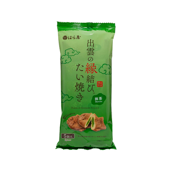 HARAYA Mini Taiyaki - Matcha Paste  (5pcs)