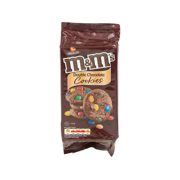M&M'S Double Chocolate Cookies  (180g)