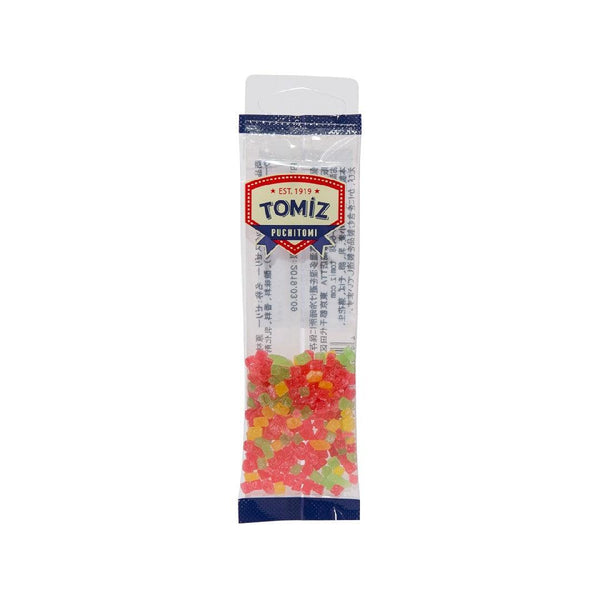 TOMIZAWA Fruit Flavor Mixed Jelly  (10g)