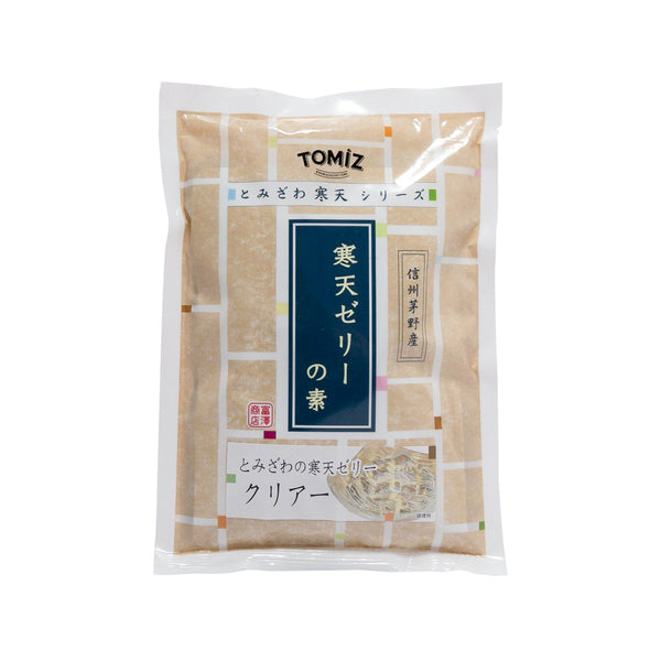 TOMIZAWA Agar Jelly Mix - Transparent  (250g)