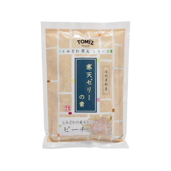 TOMIZAWA Agar Jelly Mix - Peach Flavor  (250g)