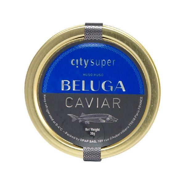 CITY'SUPER Beluga Caviar  (30g)
