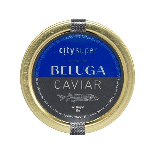 CITY'SUPER Beluga Caviar  (50g)