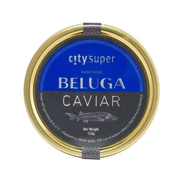 CITY'SUPER Beluga Caviar (125g)