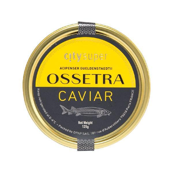 CITY'SUPER Ossetra Caviar  (125g)