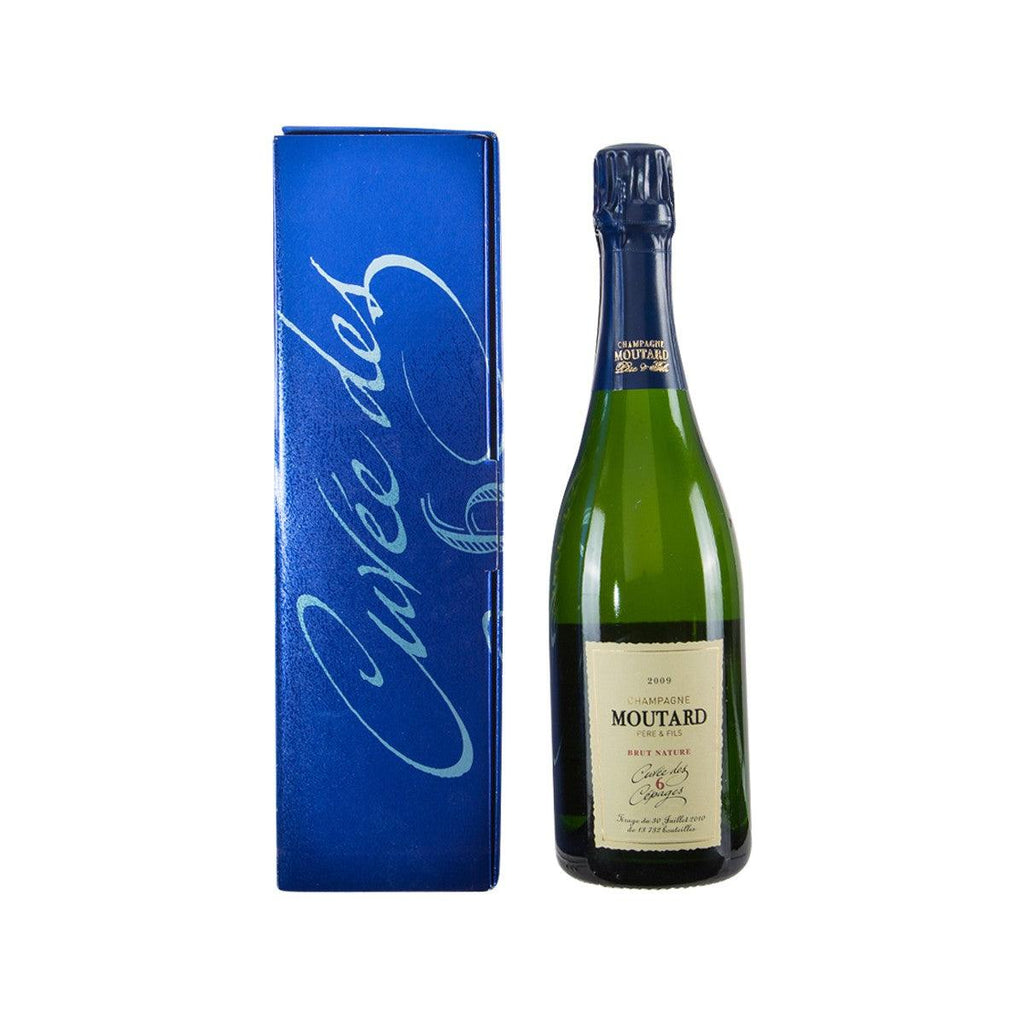 MOUTARD Cuvee 6 Cepages Brut Nature 2009 (750mL)