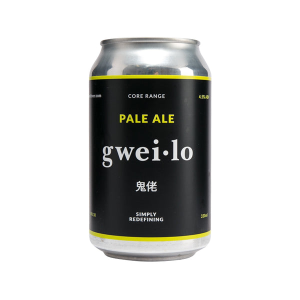 GWEI LO Pale Ale [Can] (Alc 4.5%)  (330mL)