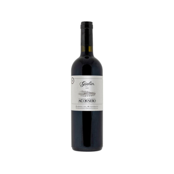 ACCORNERO Giulin Barbera del Monferrato 15/16 (750mL)