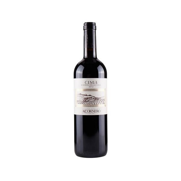 ACCORNERO Cima Riserva Barbera del Monferrato Superiore 2012 (750mL)