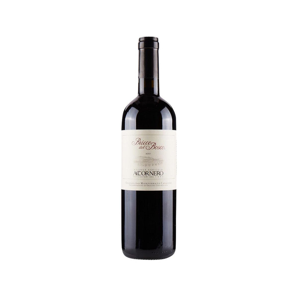 ACCORNERO Bricco del Bosco Grignolino del Monferrato Casalese 17/18 (750mL)