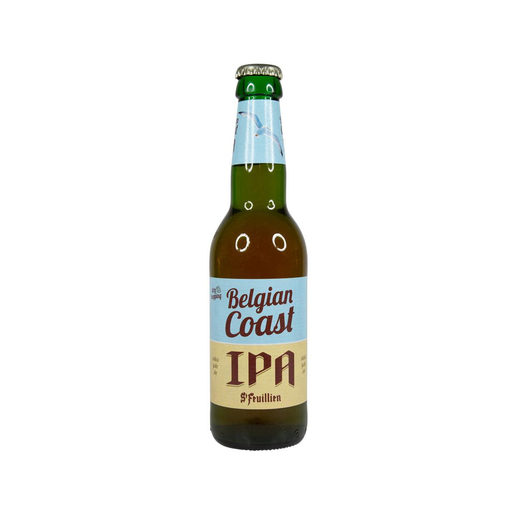 ST FEUILLIEN Belgian Coast IPA (Alc. 5.5%) [Bottle]  (330mL)