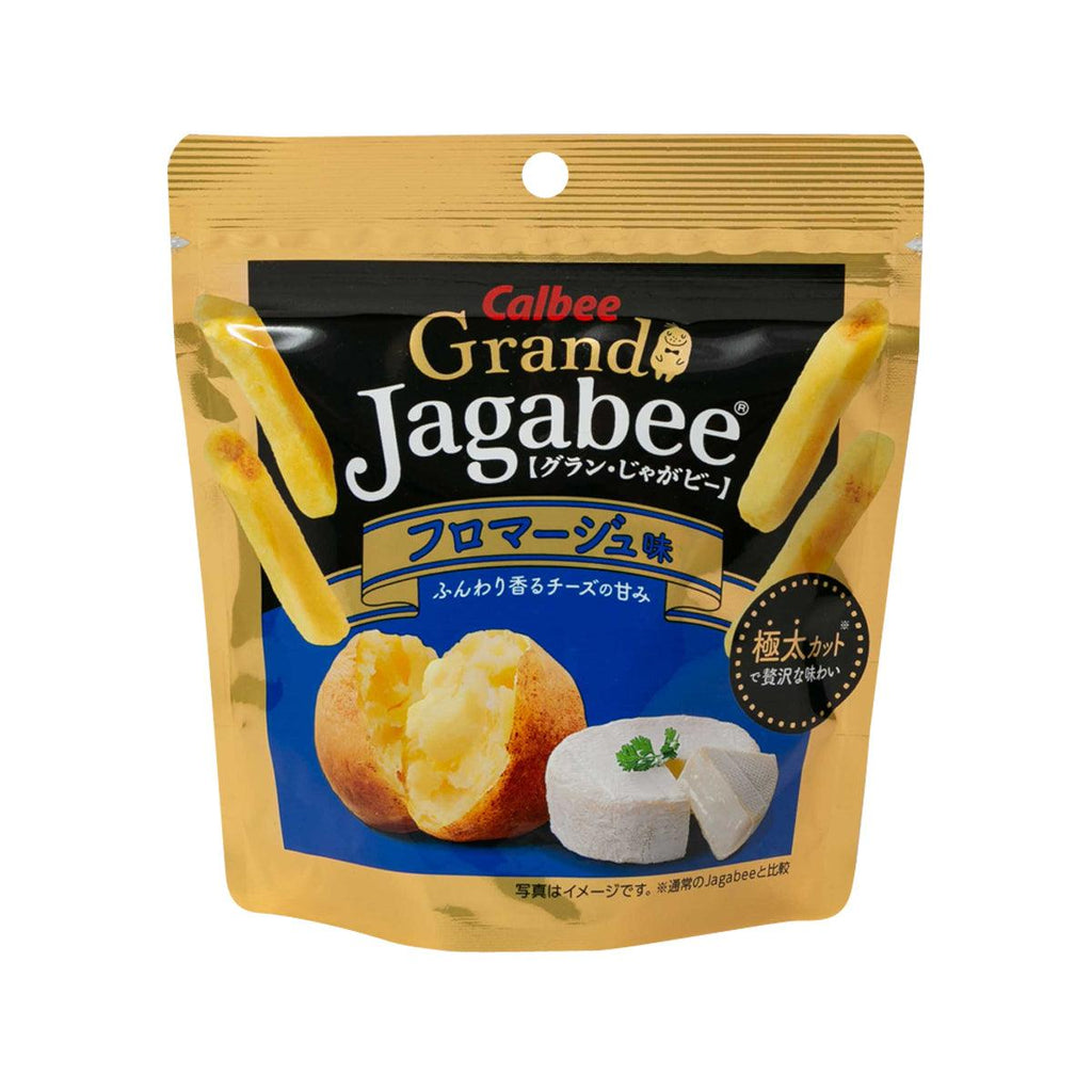 CALBEE Grand Jagabee Potato Stick - Fromage Flavour  (38g)