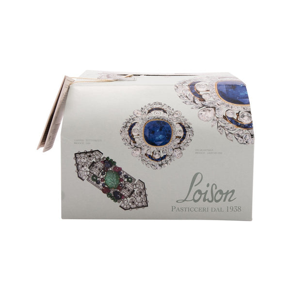 LOISON Classic Panettone a.D. 1476 - Vanilla  (500g)