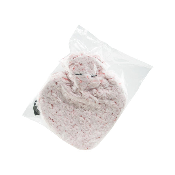 FASHY Hot Water Bottle 0.7L Heart-Pink Rose