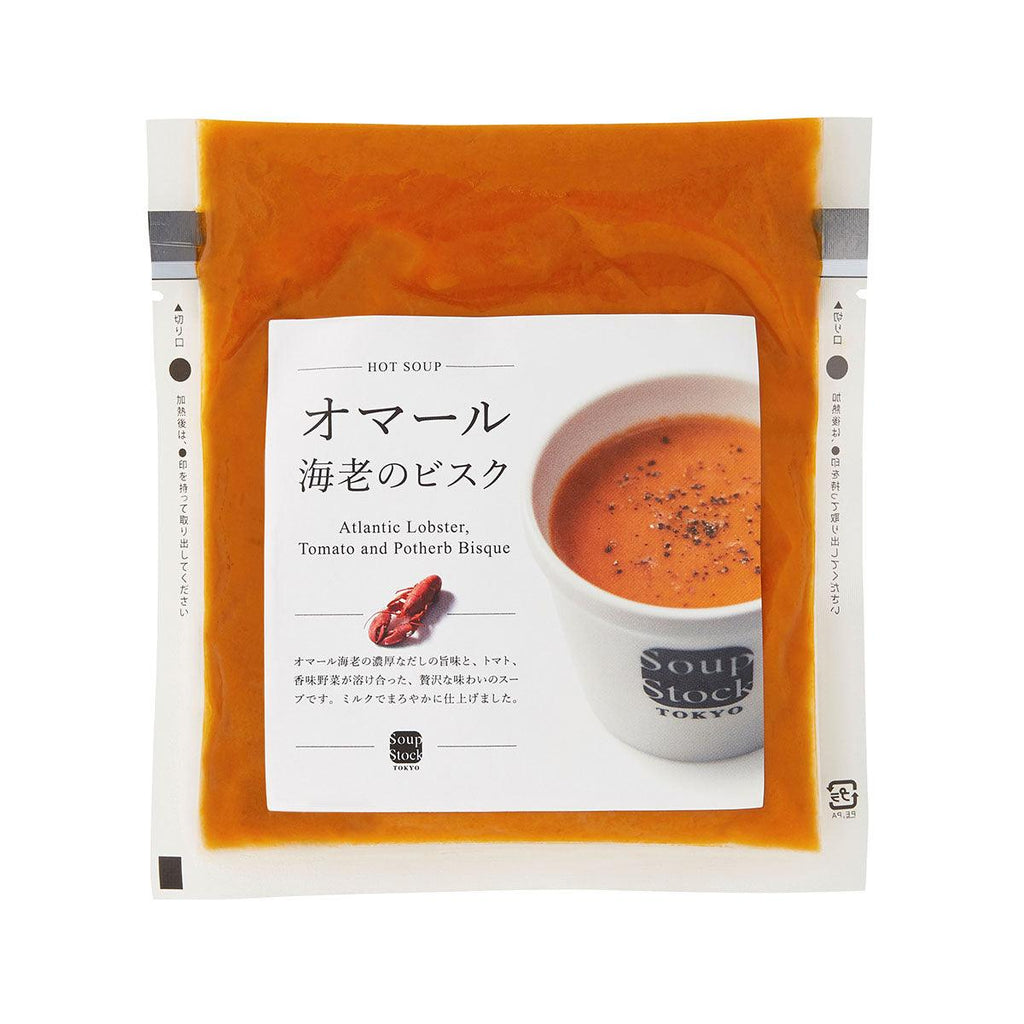 SOUPSTOCK Atlantic Lobster, Tomato And Potherb Bisque  (180g)