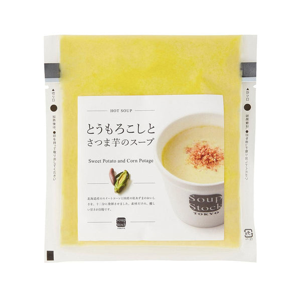 SOUPSTOCK Sweet Potato And Corn Potage  (180g)