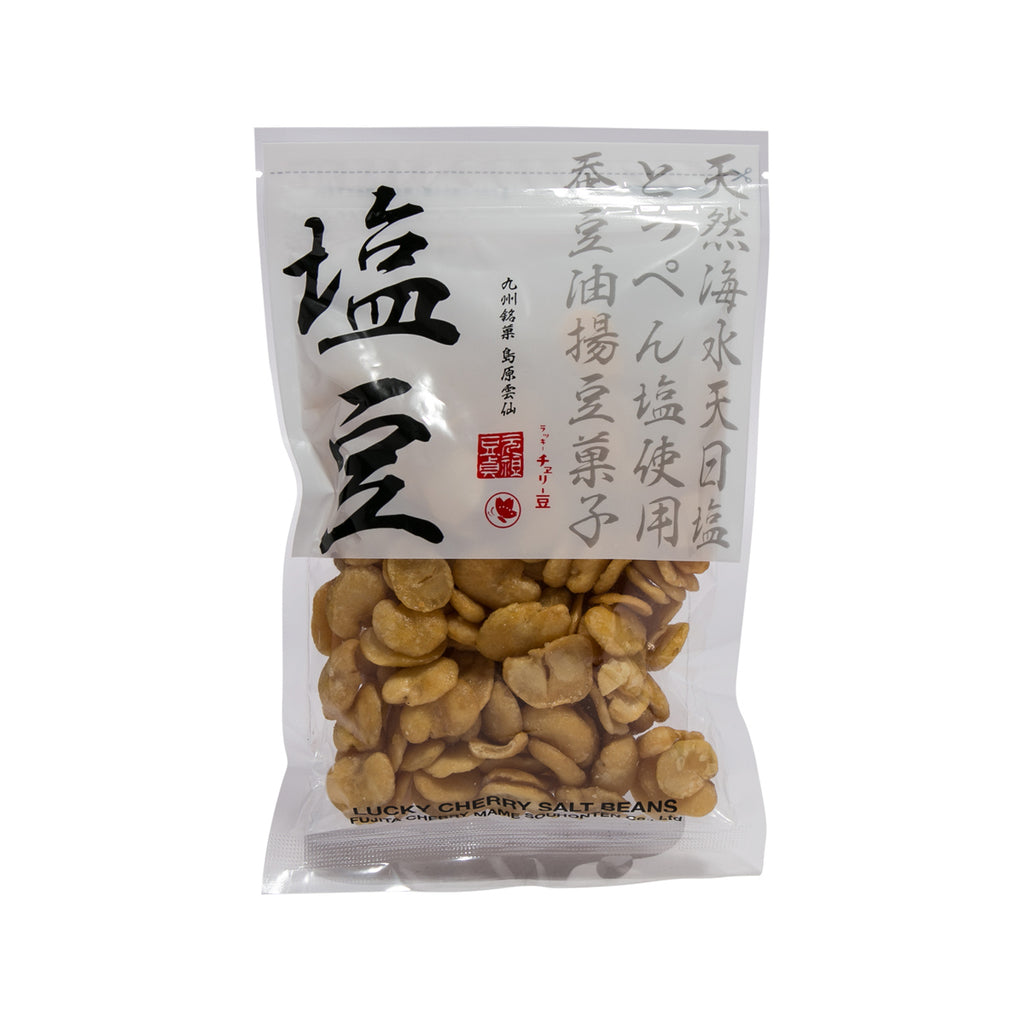 FUJITACHERRY Beans Snack - Salt Flavor  (85g)