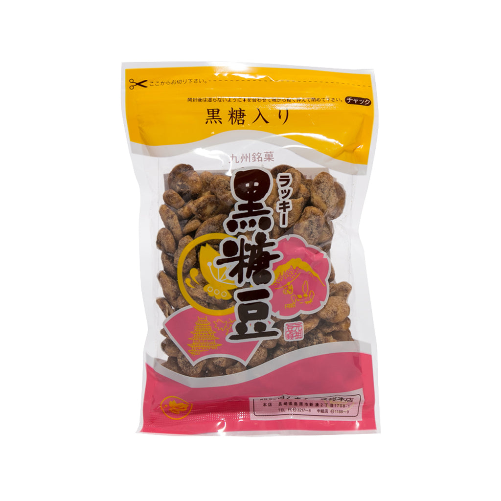 Beans Snack - Ginger & Brown Sugar(125g)