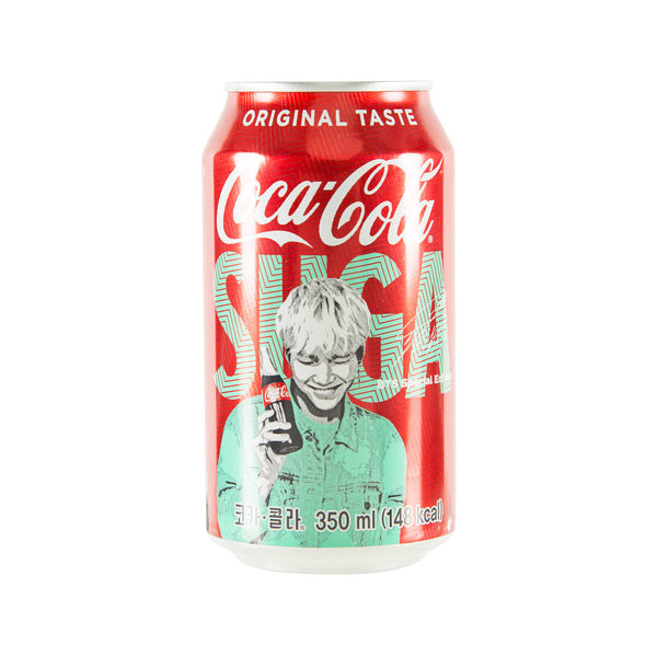 COCA COLA Coke - BTS Edition  (350mL)