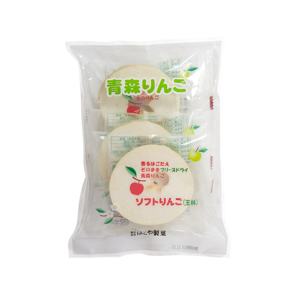 HATOYASEIKA Soft Apple Snack - Ohrin Apple  (24g)