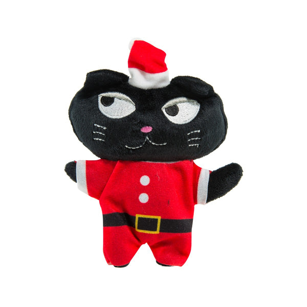 EUREKA Christmas Cat Keychain with Candy  (9g)