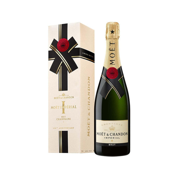 MOET&CHANDON Imperial Limited 2018 Brut NV  (750mL)