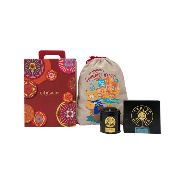 Festive Gift For High Tea Lover (Mariage Frères Collection) XB 02