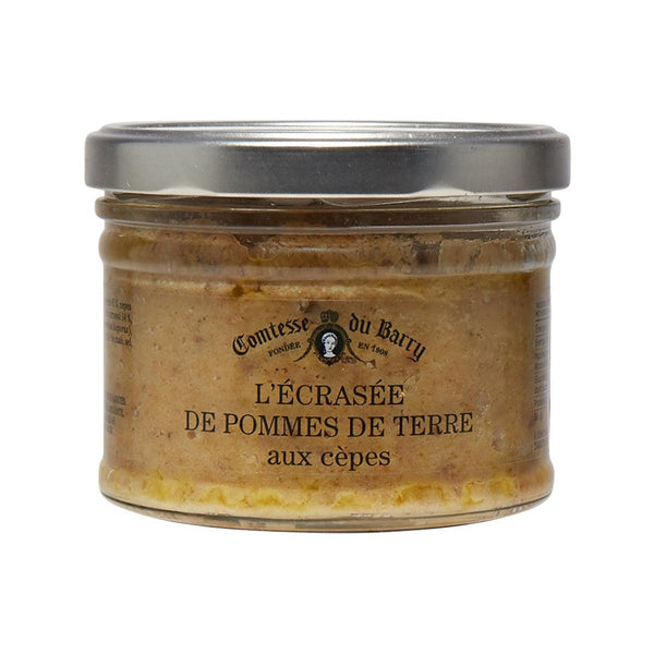 COMTESSE DU BARRY Crushed Potato With Mushroom  (350g)