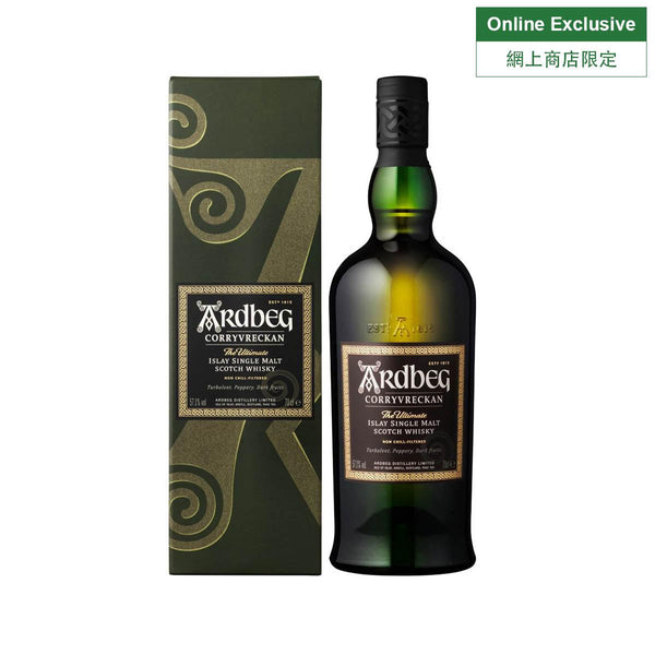 ARDBEG Corryvreckan Single Malt Whisky NV (700mL)