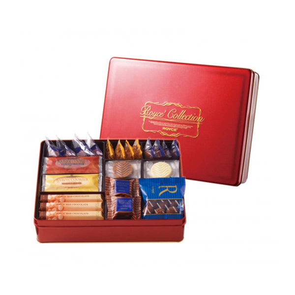 ROYCE' Red Collection Confectionary Box  (678g)