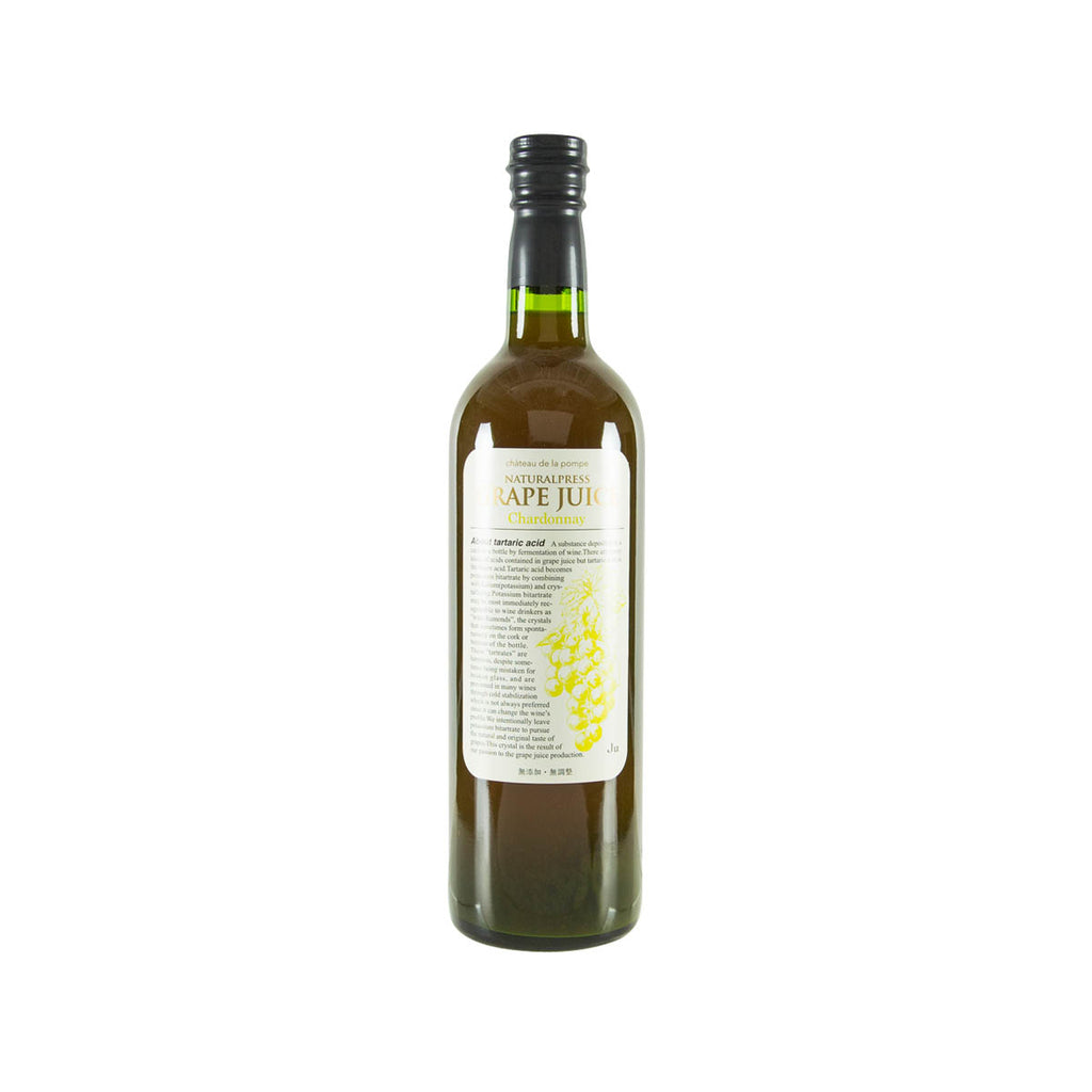 FRAREFOOD Naturalpress Chardonnay Grape Juice  (720mL)