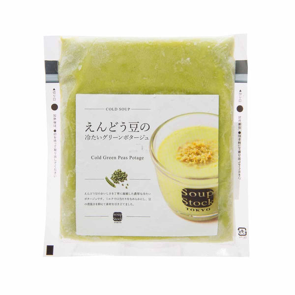 SOUPSTOCK Green Peas Cold Potage  (180g)