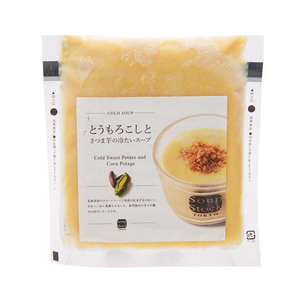 SOUPSTOCK Sweet Potato & Corn Cold Potage  (180g)