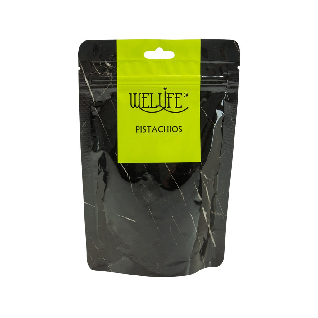 WELLIFE Roasted & Unsalted Pistachios  (100g)