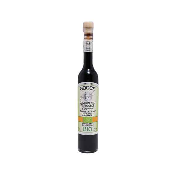 GOCCE Organic Saba Balsamic Condiment  (100mL)