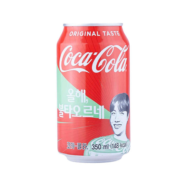 COCA COLA Coke - BTS Edition J-Hope  (350mL)