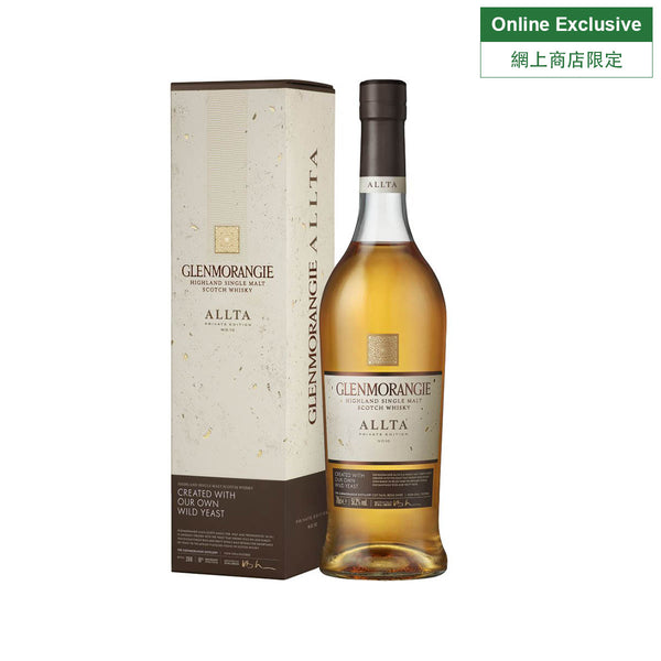 GLENMORANGIE Allta Private Edition No.10  (700mL)