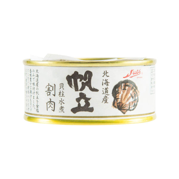 SUTO CANNING Boiled Hokkaido Scallop Flake [Can]  (95g)