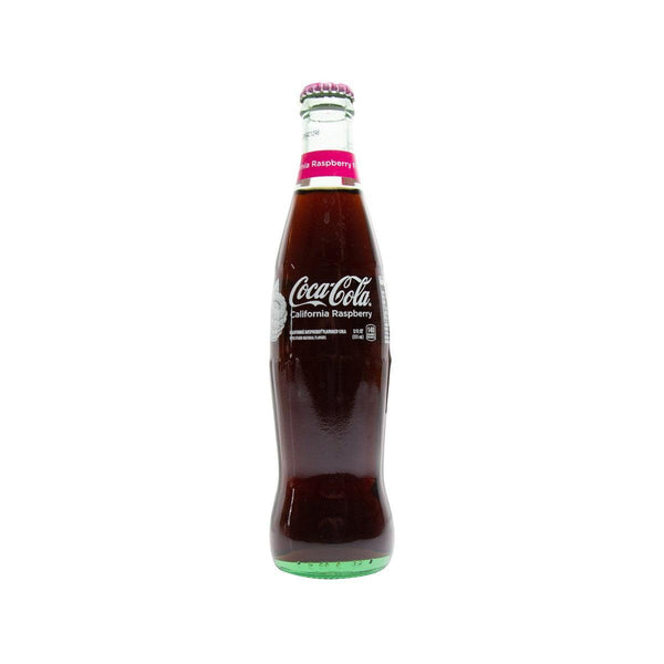 COCA COLA Coke With California Raspberry Flavor - USA  (355mL)