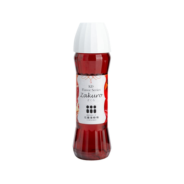KONDO HONEY FACTORY Flavored Honey Syrup - Pomegranate (270g)