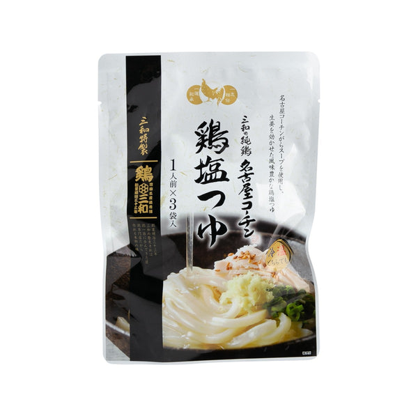 SANWACORPO Nagoya Cochin Chicken Stock Noodle Soup (90g)